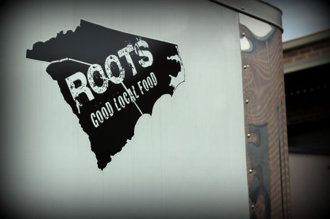 charlotte roots food truck