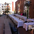 Wedding at Trolley Museum